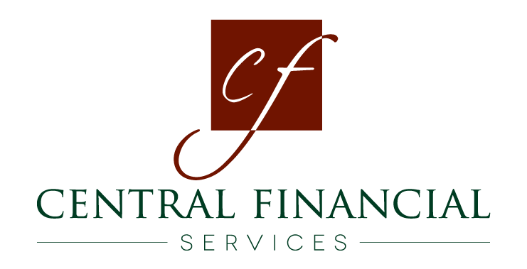 GPH of dimensions 741 wide by 379 high Central Financial Logo